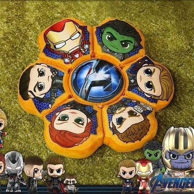 狗狗床 cushion Avengers Hottoys