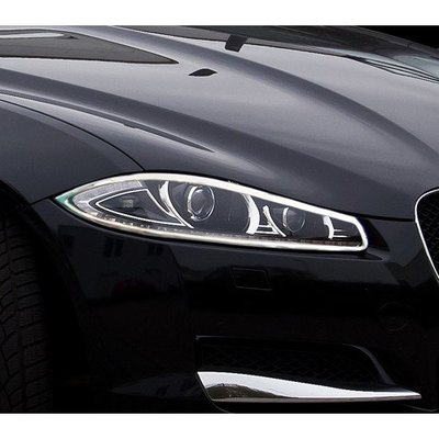 【JR佳睿精品】11-14 Jaguar 積架 XF Sportbrake 改裝 鍍鉻大燈框 頭燈框 精品 台灣製