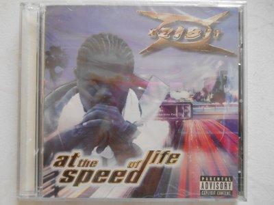 Xzibit - At the Speed of Life 進口美版