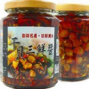 海豐干貝三鮮醬