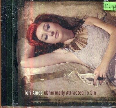 *還有唱片四館* TORI AMOS / ABNORMALLY ATTRACTED TO 二手 D0489(封面底破)