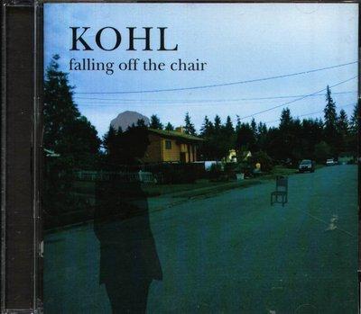 八八 - KOHL - falling off the chair - 日版