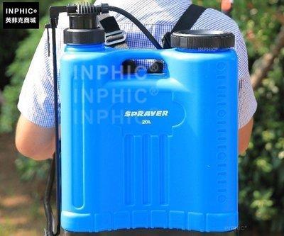 INPHIC-農用背負式手動氣壓式 16L噴霧器噴藥器噴霧桶噴藥桶