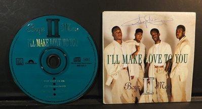 CD Boyz II Men-I'LL MAKE LOVE TO YOU~10HJ21C05~