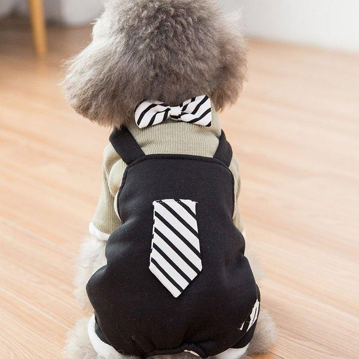 熱賣款--網紅可愛寵物棉衣狗狗衣服泰迪四腳小型犬比熊冬季保暖加厚秋冬裝#寵物用品#衣服#時尚#可愛