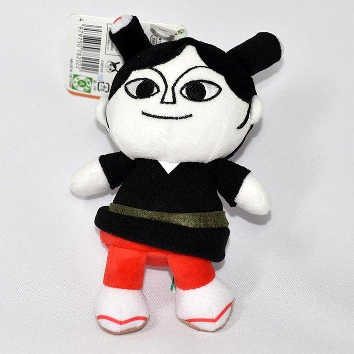麵包超人 小卷壽司妹 玩偶 日本正版