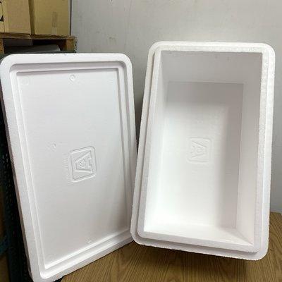 #限自取 #現貨 (大)超厚高密度保麗龍盒 保麗龍箱
