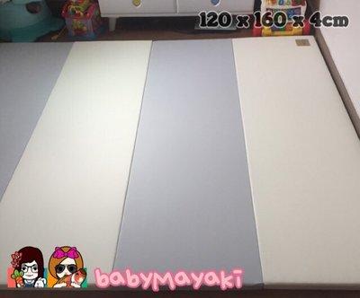 babyMAYAKI【韓國直送】韓國遊戲墊 (1套2張) Caraz Play Mat 防撞防跌倒摺疊地墊