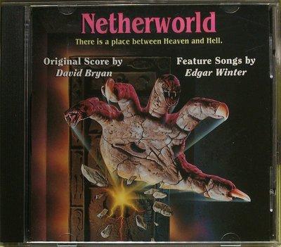 原聲帶 Bon Jovi鍵盤手 David Bryan - Netherworld 無IFPI 二手美版