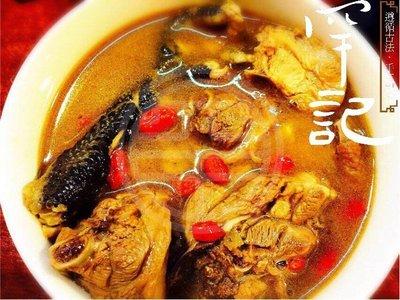 台南歸仁黃昏市場【罕記】麻油雞湯  月子餐  歡迎預訂