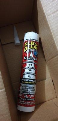 7/3前 美國FLEX GLUE大力固化膠270ml(9oz)專業型(美國製) 透明色