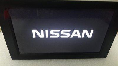 日產 NISSAN X-TRAIL X翠 2005 原廠螢幕 + 全新原裝面板 主介面 黑色