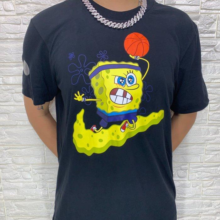 【Asper】Kyrie Spongebob 海綿寶寶 短T CD0949-010