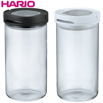 日本製hario玻璃密封罐 1000mlL