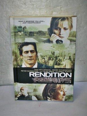L.(企業寶寶玩偶娃娃)全新少見2008年電影關鍵危機(Rendition)記事本!--值得收藏!/大4/-P