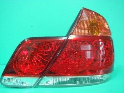☆小傑車燈家族☆全新高品質toyota camry 04 05 06年LED尾燈一台份3400元DEPO製
