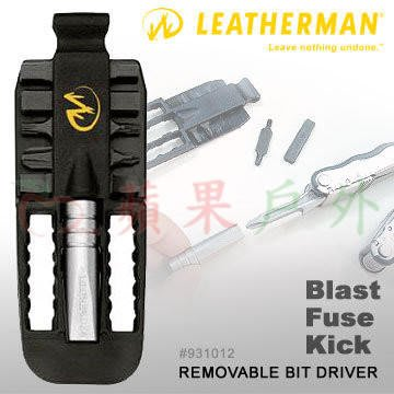 【Leatherman】 931012 REMOVABLE BIT DRIVER 可拆式工具組 公司貨