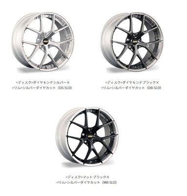 DJD19071811 日本BBS RI-S DS 20吋鍛造鋁圈 依當月報價為準