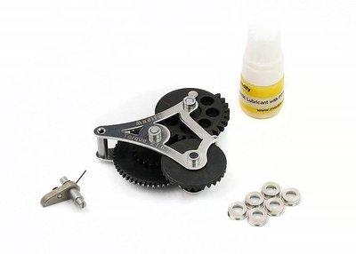 (武莊)MODIFY 摩帝 2代3代 6mm 齒輪箱用齒輪組(扭力型 21.61)-MD-GB091202