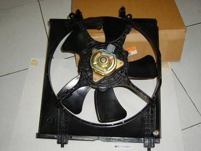Tierra 1.6/1.8 水箱風扇'+冷氣風扇總成兩咖共1600元