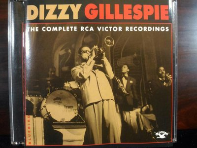 Dizzy Gillespie ~ The Complete RCA VICTOR Recordings 二片CD。