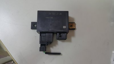 BENZ W210 1996-2002 中控電腦 2108202726