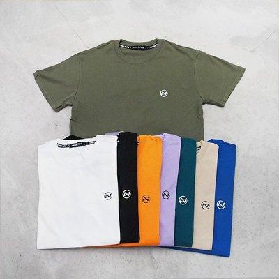【車庫服飾】 UNDER PEACE BASIC / CREW NECK TEE 短t 基本款純棉 素面短袖 T恤