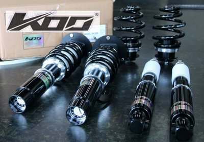 KOO高低軟硬可調避震器【奧迪audi】A6 Sedan C6(4F) 04~11