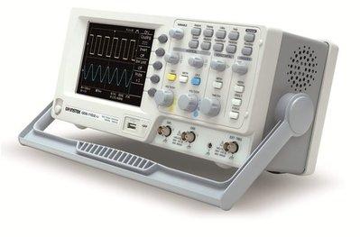 TECPEL 泰菱 》固緯 GWInstek GDS-1102-U 100MHz 數位儲存示波器 GW 示波器