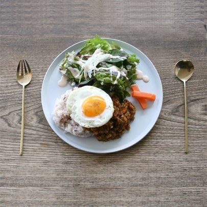 發現花園 日本選物~ 日本製 菊地流架  Lue  銅製  餐叉 / 餐匙