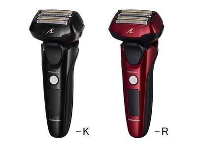 Bz Store  日本  Panasonic 國際牌 ES-LV5A 頂級5刀刃系列 電動刮鬍刀 電鬍刀頂級 黑 台南市