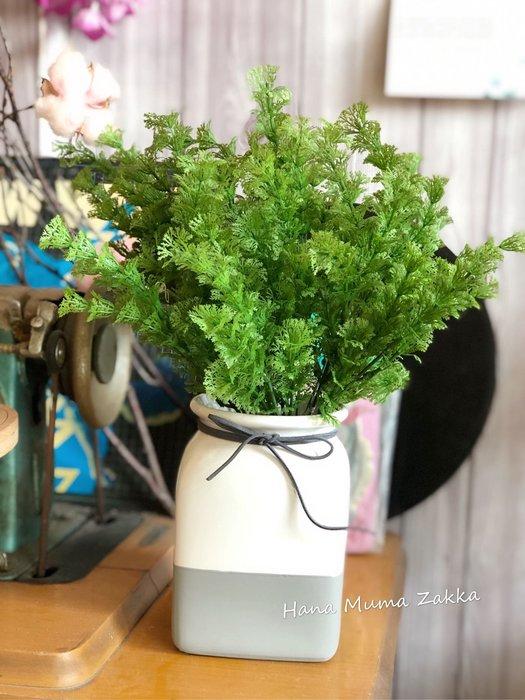 水草 水草葉 綠色 室內 仿真花 台灣 現貨 假花 塑膠花 裝飾 佈置 綠葉 批發 裝潢 插花 拍照 小花 花木馬