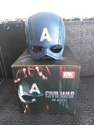 Cattoys 美國隊長頭盔頭套 1:1 Captain America Helmet cosplay Avengers