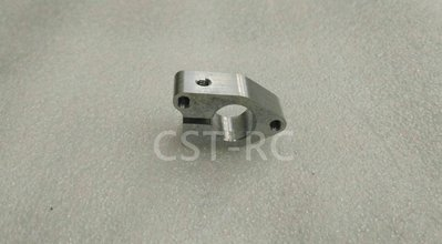 鋁合金翼管固定座(噴射機專用)12MM[ALUMWP001]