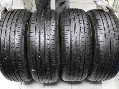 ~三重長鑫車業~近九成新 倍耐力 P7 205/55/16 頂級失壓續跑胎 4條 E90 E87 F20 W205