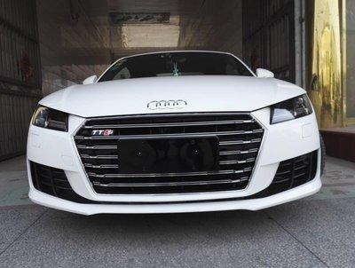 2015 奧迪 Audi TT改TTS水箱罩