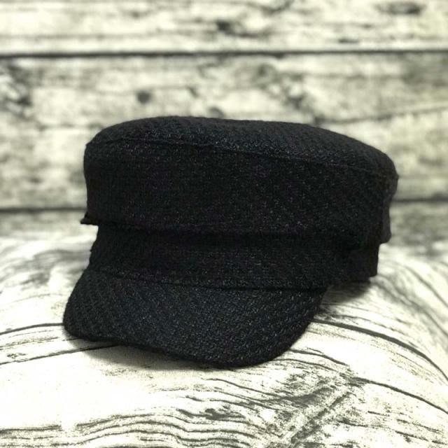 創意 裝飾 貝雷帽歐美名媛小香白色編織平頂報童帽海軍帽女時尚百搭貝雷帽精致做工