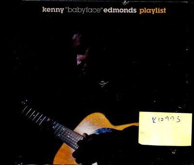 *真音樂* KENNY BABYFACE EDMONDS 二手 K12773 (封面底破.CD有缺口不影響讀取) (下標賣)