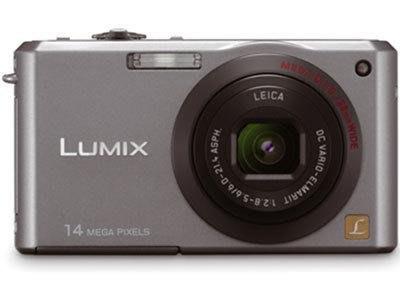 國際牌 Panasonic Lumix  數位相機 鐵灰色 (DMC-FX180)