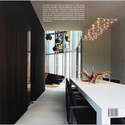 【有余書店】The coolest apartments 酷的公寓 室內裝飾設計案例 書籍