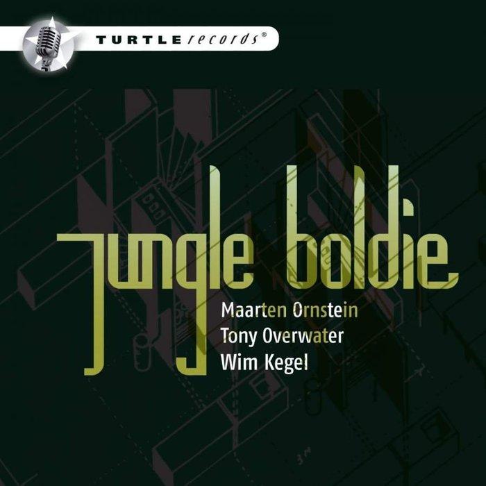 【SACD】叢林波蒂三重奏同名專輯 Jungle Boldie --- TR75533