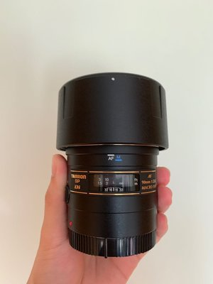 Tamron SP AF90mm F/2.8 Di Macro 1:1 (Canon Mount)