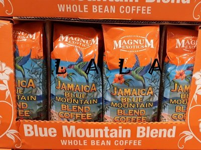 MAGNUM 藍山調合咖啡豆(每包907g) COSTCO好市多代購