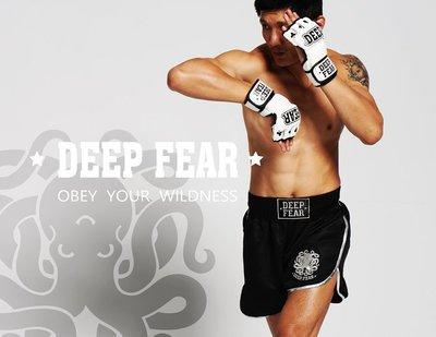 新風新品-DF分指拳套 幸運賭徒GAMBLER款 MMA綜合格斗健身搏擊手套DEEPFEAR