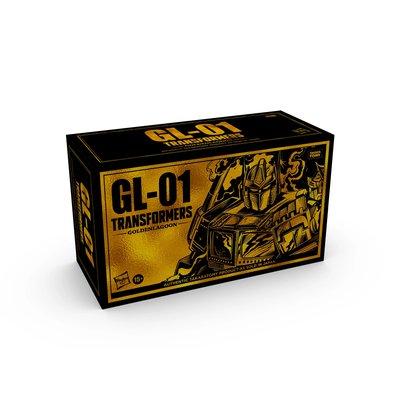 孩之寶 Takara Tomy 變形金剛 黃金科博文 Golden Lagoon GL-01~2021/1/1上市