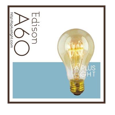 A+LIGHT[AplusLight]A60愛迪生燈泡E27/40W|β