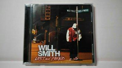 【鳳姐嚴選二手唱片】 威爾史密斯 WILL SMITH / LOST AND FOUND 失物招领