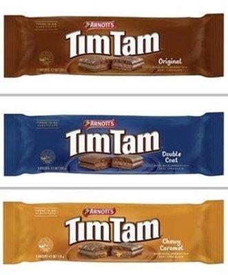 ※澳洲代購-預購※澳洲必吃零食 Tim Tam 巧克力餅乾-經典口味(2020.01更新) $200