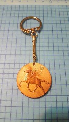 4987日本1990年日曜圖銅章(造幣局製.附封套)