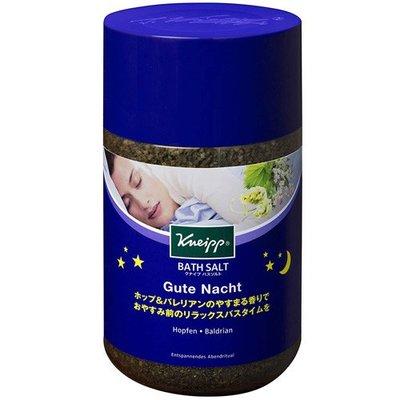 德國 Kneipp 精油香氛入浴劑 泡澡.泡湯 850g~藍罐 纈草啤酒花✿
